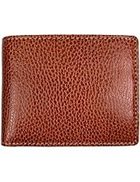 プラスエイチ(Plus H) 二つ折り財布 ステッチ リザードを彷彿させる牛革 ボックス型小銭入れ PH8173