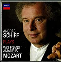 Andr?s Schiff Plays Wolfgang Amadeus Mozart by Andr?s Schiff