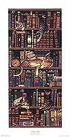 チャールズWysocki–クラシックTails–印刷ポスター(全体サイズ: 18.5X 35.5) (イメージサイズ: 14x 31) 18.5x35.5 Laminated Print