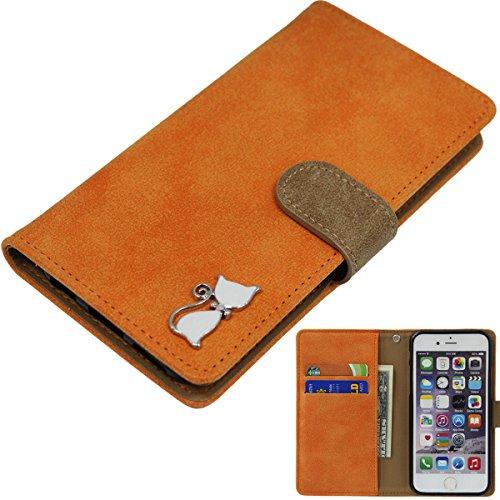 ROCOCO[AQUOS EVER SH-02J SH02J アクオス エバーSH-02J SIMフリー SH-M04 SH-M04-A UQ mobile AQUOS L AQUOS U SHV37 共用 Diary Case] 全機種ケース対応 ケース 手帳型 カバー 手帳 ダイアリー 収納 カードいれ シンプル Xperia Iphone Galaxy Optimus Aquos Arrows Regza らくらく MEDIAS ELUGA DisneyMobile isai Kyocera Digno HTC Huawei Google Ymobile Fujitsu Apple Asus スマートフォンケース機種対応 手帳ケース 人気 かわいい おすすめ 丈夫 収納 カード入れ Diary キャラクター 携帯 シンプル 無地 カラープール Color キャラクター ひげ 人気デザイン ひげ かわいい ひげ キャラクター ORANGE/LIGHT BROWN
