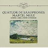 マルセル・ミュール・サクソフォン四重奏団 1960