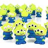 トイストーリー エイリアン すくい人形 50個入り 立体 リトルグリーンメン フィギュア おもちゃ ディズニー ピクサー ZP-42PP