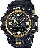 [カシオ]CASIO 腕時計 G-SHOCK MUDMASTER 世界6局対応電波ソーラー GWG-1000GB-1AJF メンズ