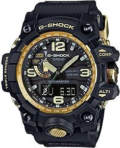 [カシオ]CASIO 腕時計 G-SHOCK マッドマスター 世界6局対応電波ソーラー GWG-1000GB-1AJF メンズ