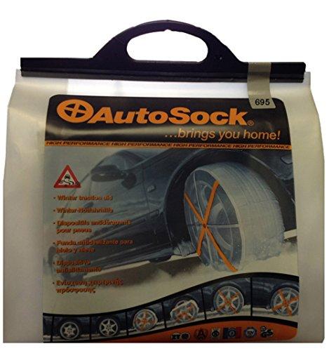 AutoSock(オートソック) 「布製タイヤすべり止め」 オートソックハイパフォーマンス ASK695