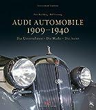 洋書「Audi Automobile 1909-1940」