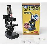 学習用 顕微鏡 セット 日本製 100倍 200倍 300倍 マイクロスコープ 子供 小学生 誕生日プレゼント 進学祝い 入学祝い 自由研究