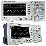 OWON デジタルオシロスコープ 1Gs/s 100MHz帯域 薄型軽量 ハイコストパフォーマンス SDS1102 SDS-1102 SCS日本総代理店保証3年