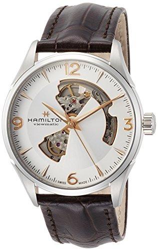 [ハミルトン]HAMILTON 腕時計 ジャズマスターオープンハートジェント 機械式自動巻き H32705551 メンズ 【正規輸入品】