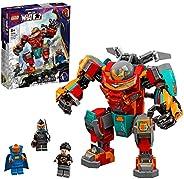 LEGO Super Heroes 76194 Tony Stark's Sakaarian Iron Man (369 Pieces)
