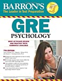 Barron's GRE Psychology: Graduate Record Examination in Psychology