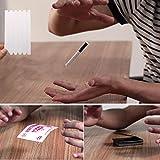 【手品 マジック】インビジブル ループスレッド 見えない糸 フローティングマジック道具 手品 道具 (20本)