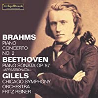 Brahms: Piano Concerto No. 2 in B Flat Major / Beethoven: Piano Sonata No. 23- Appassionata, Op. 57 (2009-01-27)