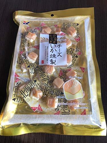 山栄食品工業 チーズいか燻製 120g
