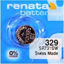 renata レナータ 329 酸化銀電池 無水銀 単品1個