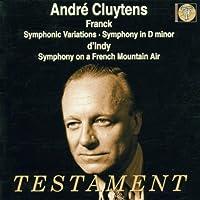 Symphonic Variations Symphony in D Minor