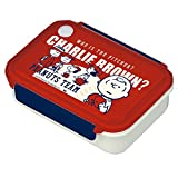大西賢製販 Peanuts Snoopy ランチボックス チーム レッド 500ml スヌーピー SLW-1103