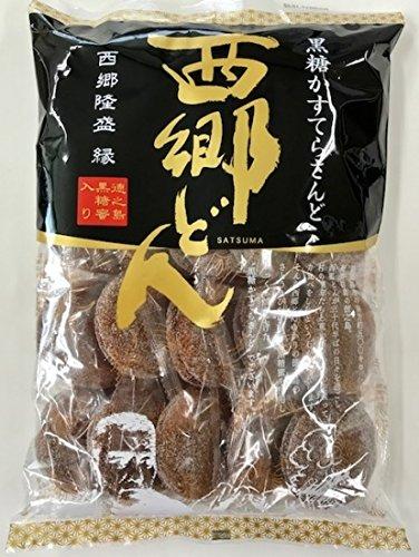 山内製菓 黒糖かすてらさんど西郷どん(20個入り) 1箱:12袋入り -