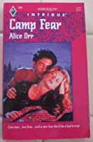 Camp Fear (Harlequin Intrigue)