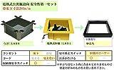 【 裏流 】 茶道具 野々田式 電熱器 野々田 電熱式公共施設向 安全性第一セット L808 L801のセット 炭型ヒーター 炉用 ほんぢ園