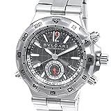 [ブルガリ]BVLGARI 腕時計 ディアゴノプロフェッショナルエアGMT自動巻き DP42SGMT メンズ 中古