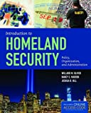 Introduction to Homeland Security: Policy, Organization, and Administration 画像