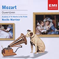 Mozartl Ouverturen