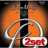 【国内正規品】 Dean Markley ディーンマークレイ エレキギター弦 Signature Series Regular (10-46) 2503 【2セット】