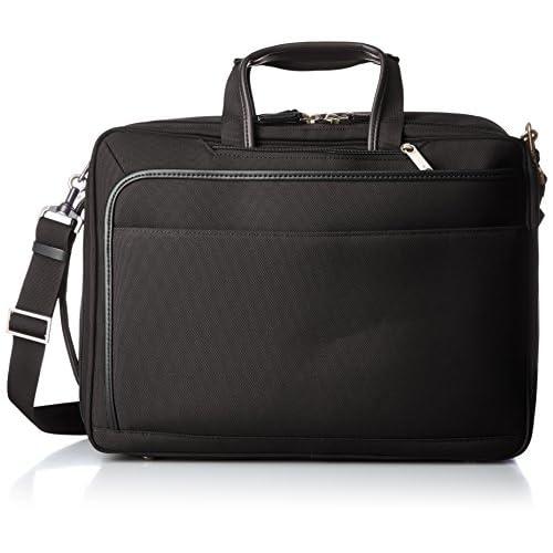 [エース] ace. ビジネスバッグ EVL3.0 3WAY 42cm B4 PC・タブレット収納 セットアップ エキスパンダブル 59516 01 (ブラック)