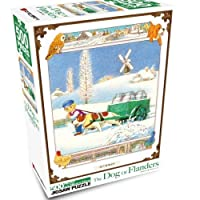 The dog of Flanders Jigsaw Puzzle - 500pcs Together