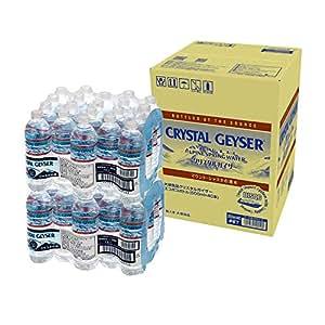 [Amazon限定ブランド]  クリスタルガイザーエコポコボトル 500ml [大塚食品/DISQC]×40本 [正規輸入品]