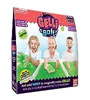 Zimpli Kids Gelli Baff-2 Use Bath Gel Toy Green 600g [並行輸入品]