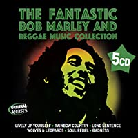 Fantastic Bob Marley & The Reggae Collection (5CD BOX)