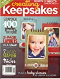 Creating Keepsakes, April 2008 Issue