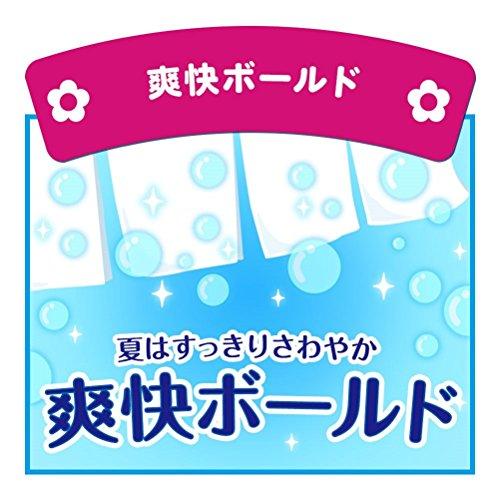 ボールド 洗濯洗剤 液体 ぷにぷにっとジェルボール スプラッシュサンシャインの香り 詰替用 437g (18個入り)