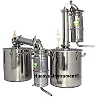 45L Transformer wine maker brew kit Alcohol Distiller household stainless