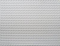 """レトロアートクラシックMozaic Backsplashタイルキッチンバスルームシャワー装飾壁Paneling 18"""" x 24"""" 3SQ FT ホワイト"""