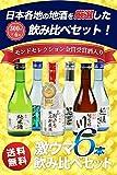 お酒 日本酒 飲み比べ セット 金賞受賞酒 飲みきりサイズ 300ml×6本