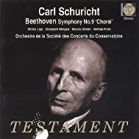 Beethoven - Symphony No 9 - Carl Schuricht by Gottlob Frick