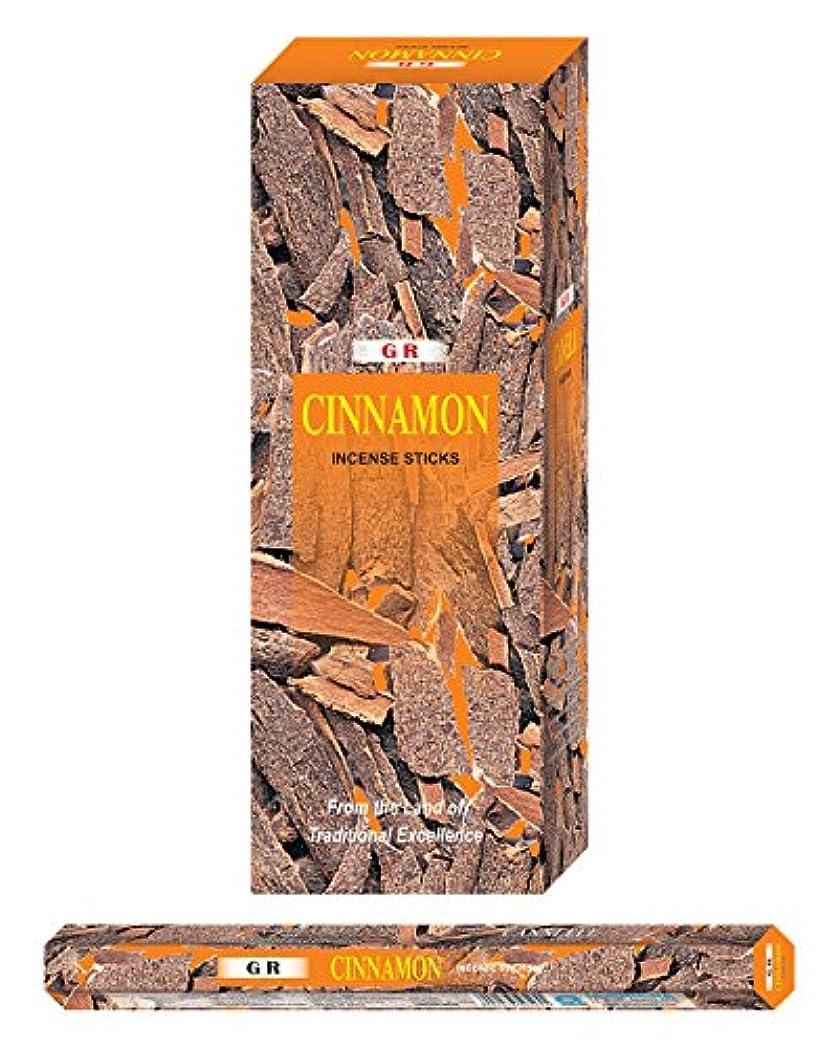 恨み領事館息を切らしてGRシナモンincense-120 Sticks