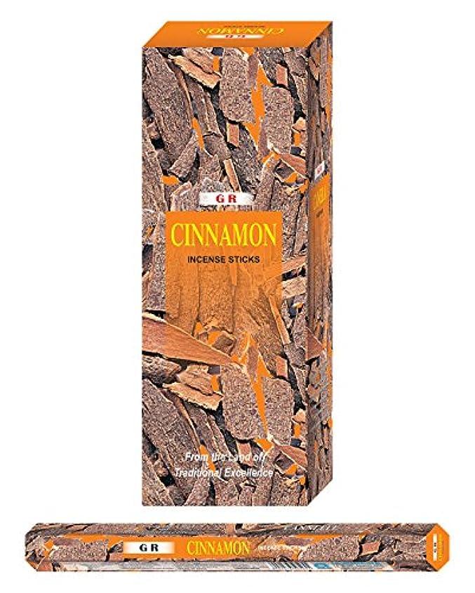 ベッツィトロットウッド汚す接続詞GRシナモンincense-120 Sticks