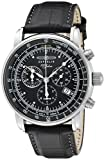 [ツェッペリン] 腕時計 100周年モデル 7680-2N 並行輸入品 ブラック
