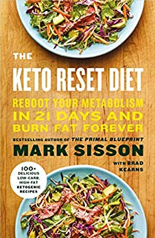 The Keto Reset Diet by [Sisson, Mark]