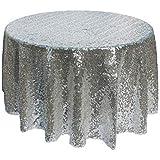 TINYPONY テーブル掛け テーブルクロース スパンコール キラキラ おしゃれ ファッション 結婚式 パーティー 装飾