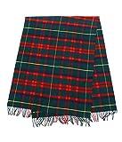 Traditional Weather Wear [トラディショナルウェザーウェア] BLANKET MUFFLER (マフラー ストール ) フリーサイズ グリーン