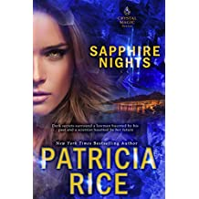 Sapphire Nights (Crystal Magic Book 1)