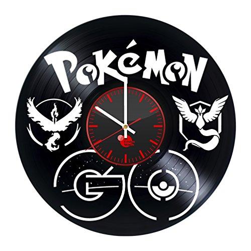 Pokemon Stickers Vinyl Record ...