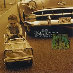 Big Bigger Biggest: Greatest Hits のジャケット画像