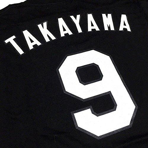 阪神タイガース「高山 俊 背番号Tシャツ 9 」黒 Sサイズ …