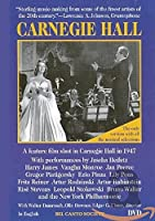 Carnegie Hall [DVD]